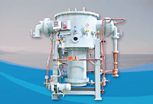 fresh water distillate pump Name: item: material: vapor chamber: shell: steel plate: top cover: steel plate: deflector: f r p: mesh separator: stainless wire: heater: shell: steel plate .